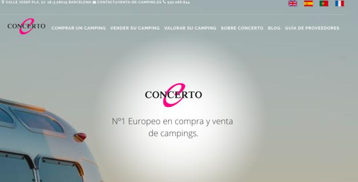 web Concerto