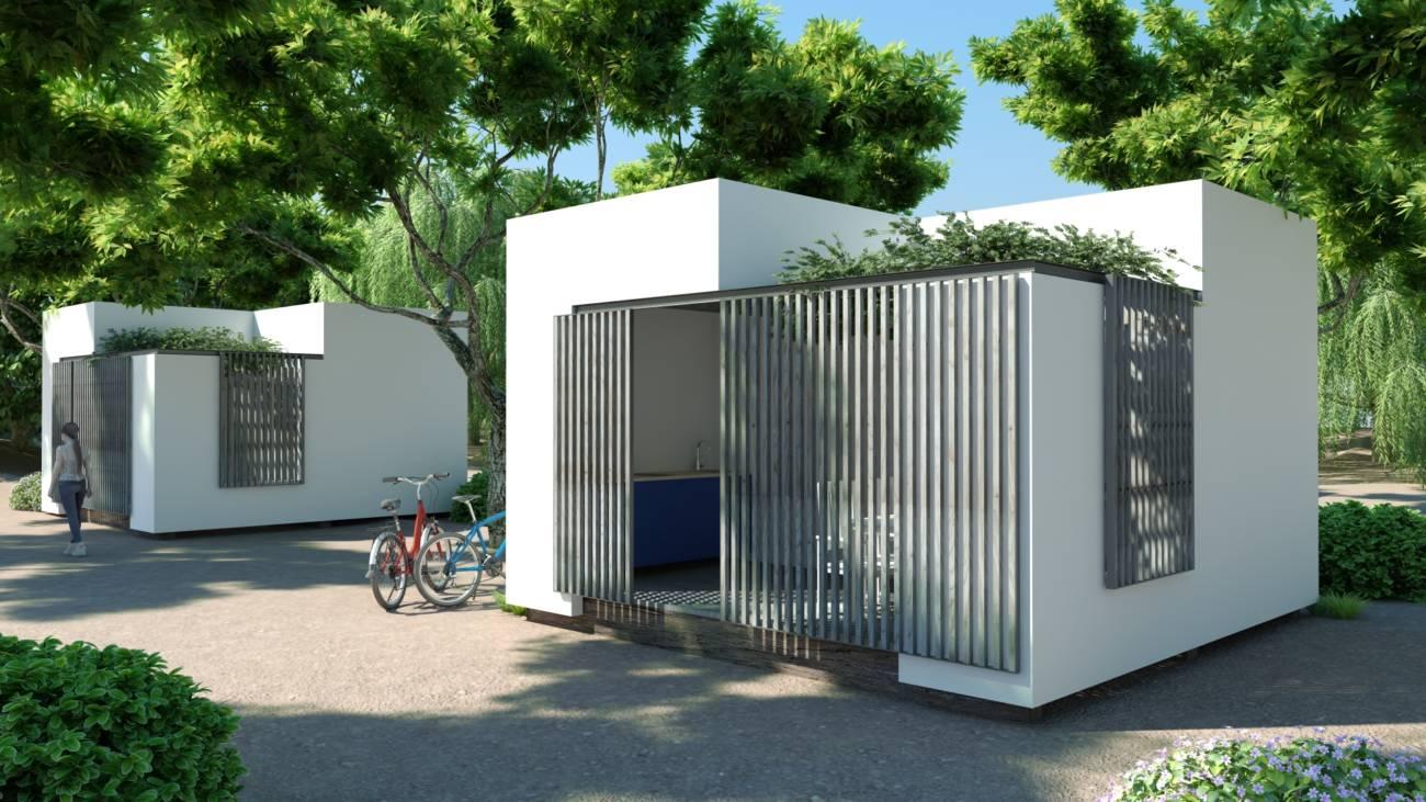In d mino bungalows un servicio global de asesor a para - Construccion de bungalows ...
