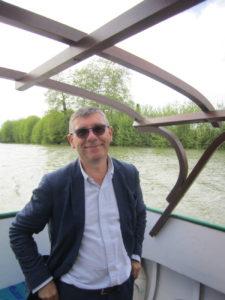 François Perroy Presidente y cofundador de Emotio Turismo