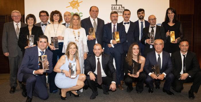 premios campings FEEC 2019