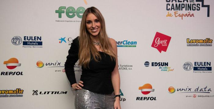 presentadora gala FEEC
