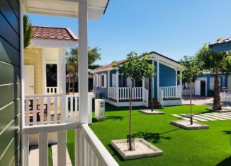 bungalows camping lo monte