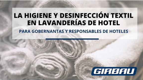 Girbau_formación desinfección