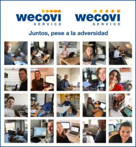 Homeworkers - Wecovi Service