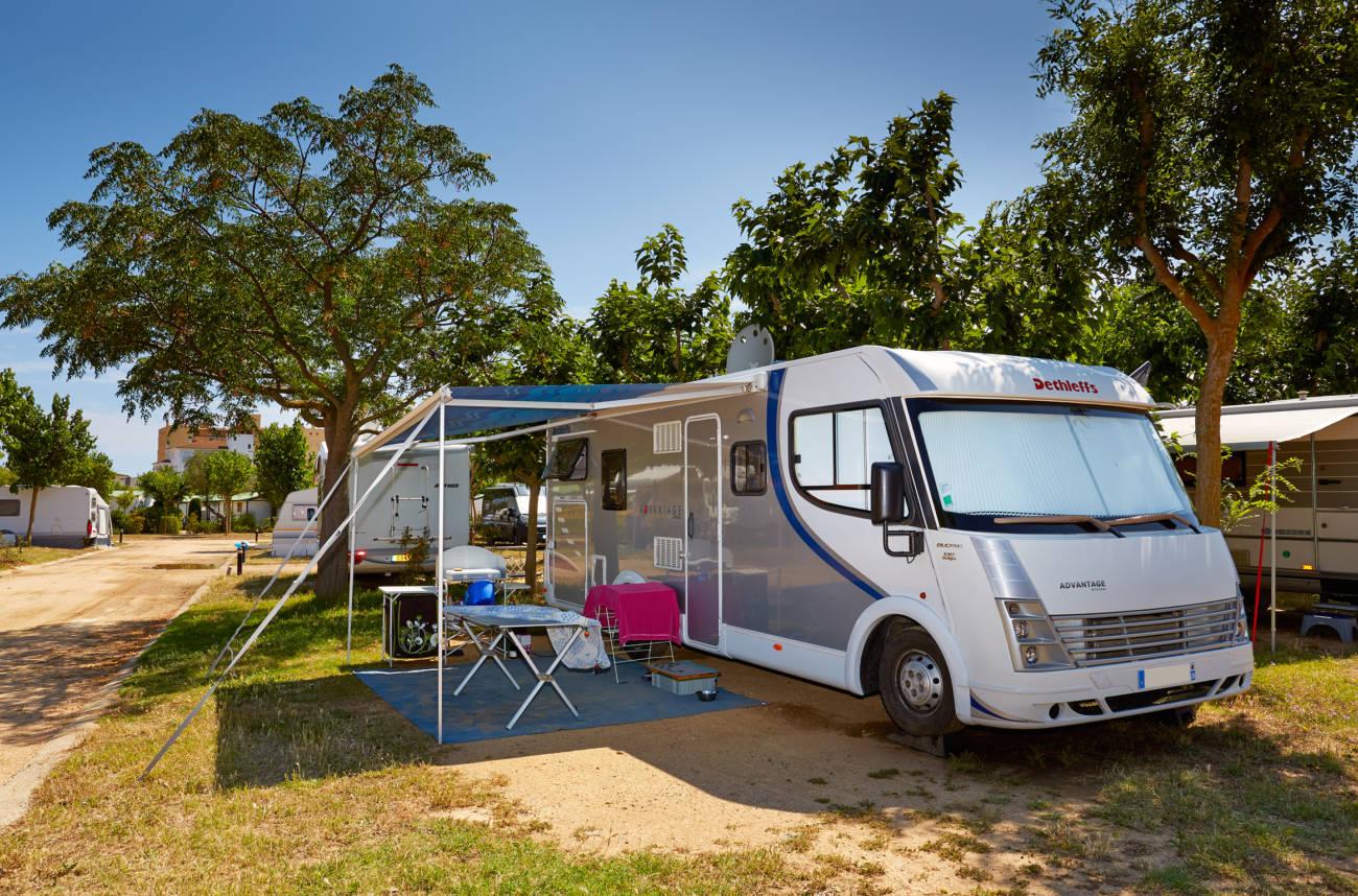autocaravanistas y campings