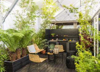 ohara mobilhome jardin